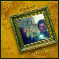 CD Cover For Cafe Loco